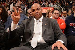 Charles Barkley will have two Grand Slams, thanks.