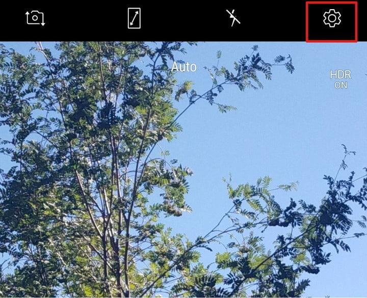 silenciar la camara de un telefono android camera settings 720x720