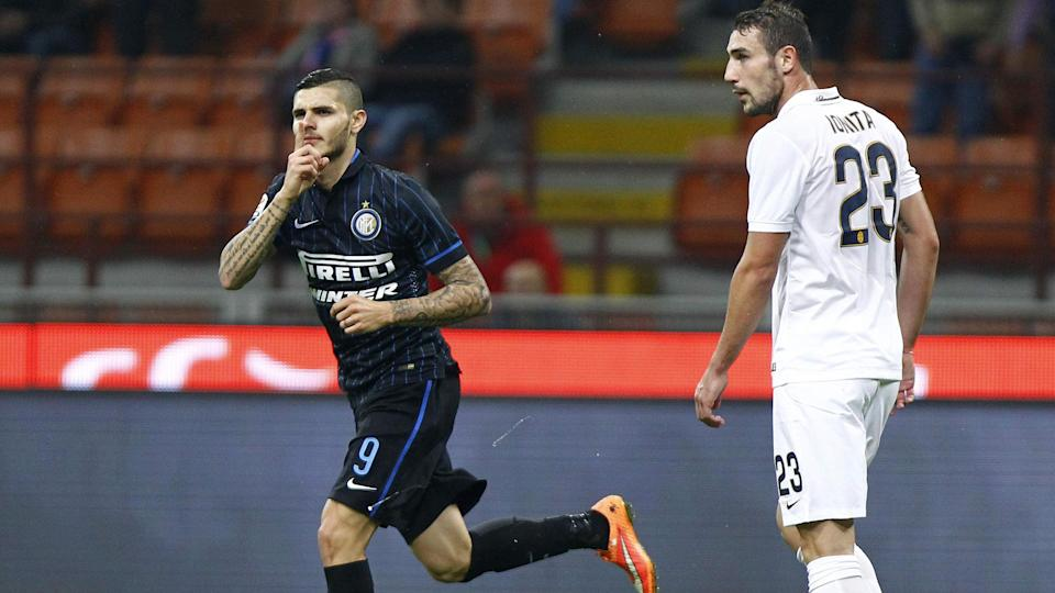 Video: Inter Milan vs Hellas Verona