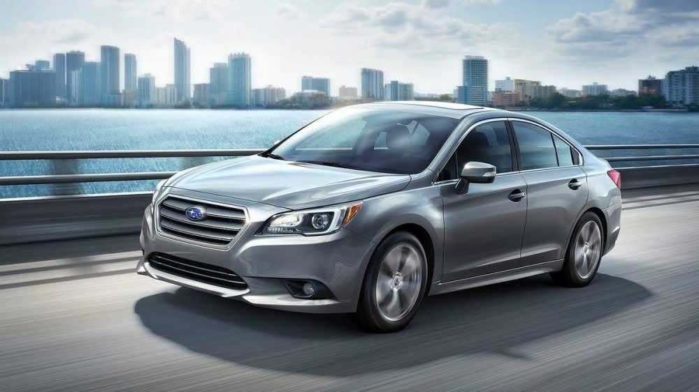 動感旗艦 Subaru Legacy & Outback準備登台