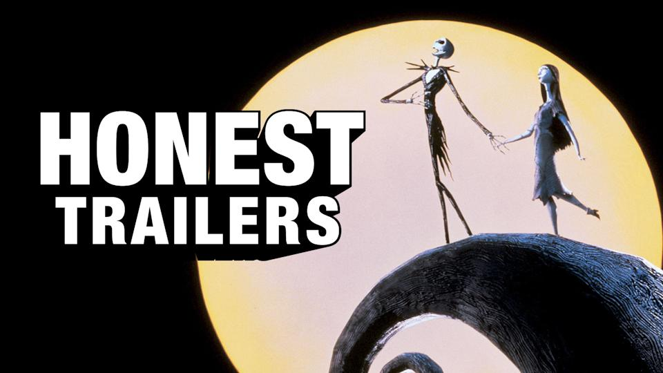 The Nightmare Before Christmas - Honest Trailers