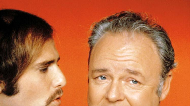"Archie Bunker and Michael ""Meathead"" Stivic (All in the Family)"