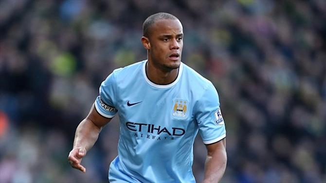 World Cup - Kompany in Belgium injury scare
