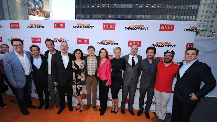 "Netflix's Los Angeles Premiere Of Season 4 Of ""Arrested Development"""