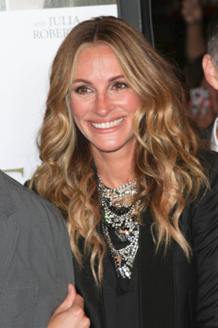 Julia Roberts and Her Contagious Smile (Andrew Evans/PR Photos)