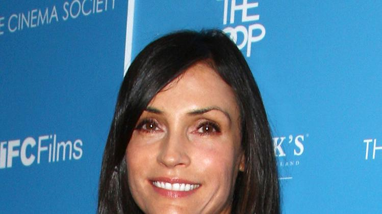 In the Loop NY Screening 2009 Famke Janssen