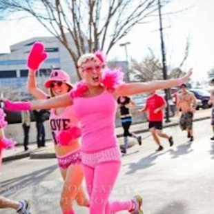 Why You Might See People Running in Their Underwear This Weekend