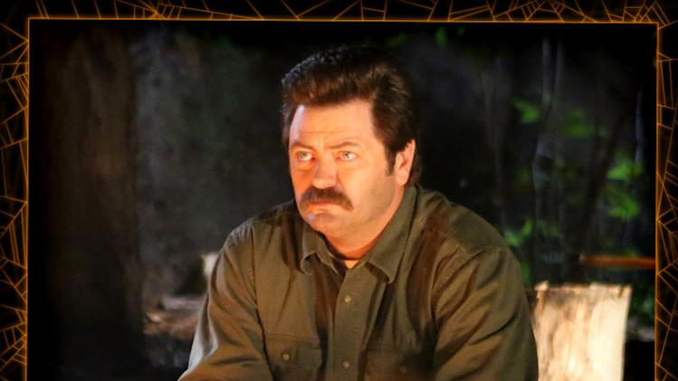 Ron Swanson from Parks and Rec