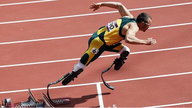 Athletics - Pistorius arrested after girlfriend 'shot dead'