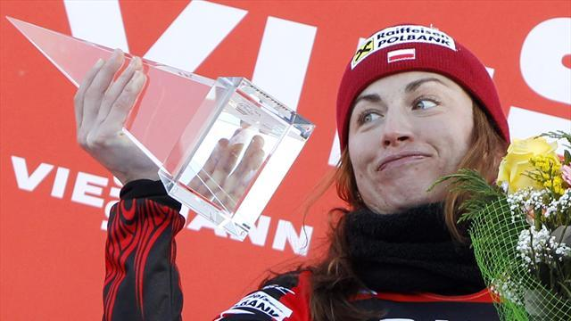Cross-Country Skiing - Kowalczyk and Poltoranin cruise to Davos sprint wins