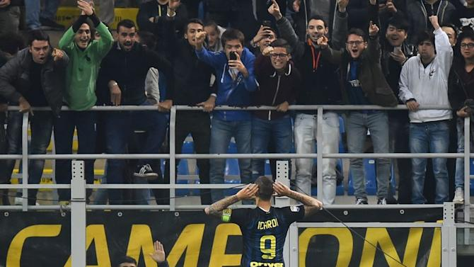 Inter Boss Frank De Boer Defends Mauro Icardi Following Fallout With Ultras
