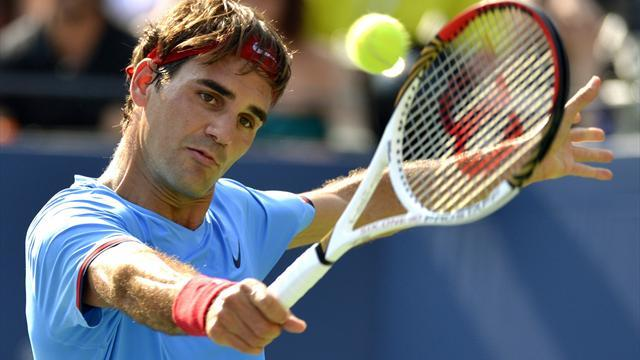 US Open - Federer gets walkover into US Open quarters