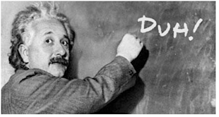 Creative PPC: 5 Clever & Interesting Ways to Use PPC Marketing image ppc genius einstein