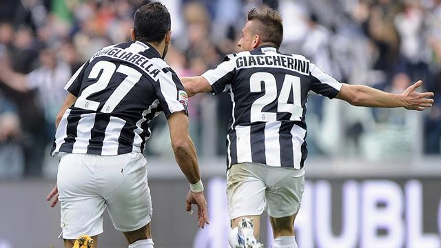 Italian Serie A - Juventus beat Catania to stretch lead