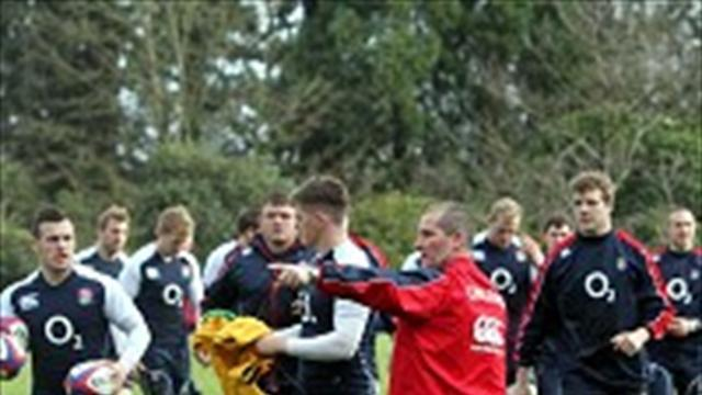 Six Nations - Lancaster ready for Dublin atmosphere