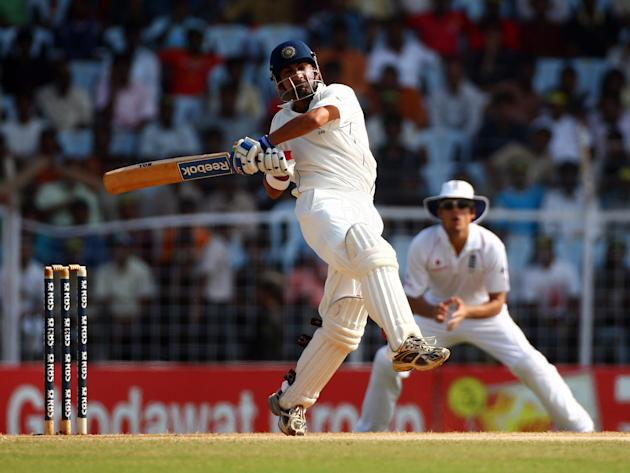 India v England - 1st Test Day Five