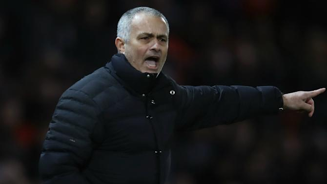 'With a different attitude, we wouldn't have won' - Mourinho praises Man Utd focus in FA Cup