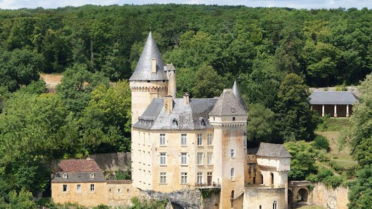 Storybook French Chateaus For Sale