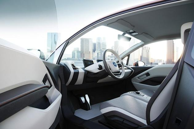 BMW i3 - The Megacity Vehicle
