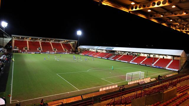 Football - Dunfermline await fate