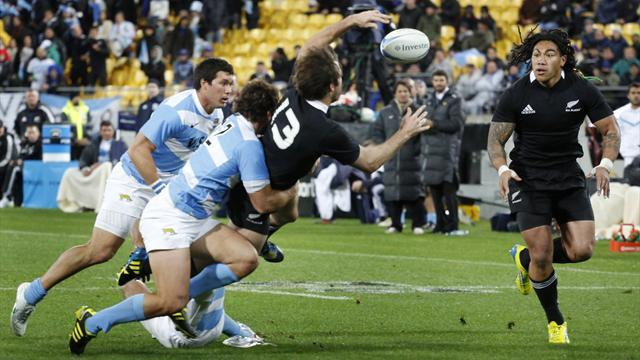 Championship - Wounded Pumas make five changes to host South Africa