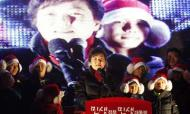 South Korea Votes In First Woman Leader