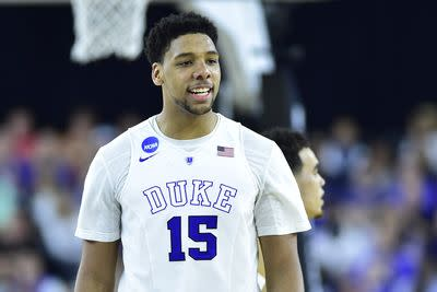 McDonald's All-Americans decide who should be the No. 1 NBA draft pick in 2015