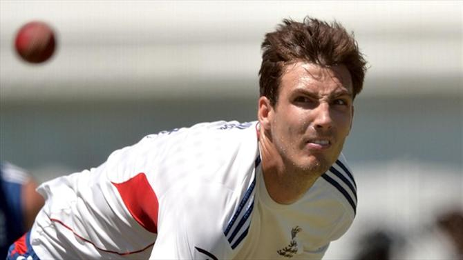 Cricket - Finn returns to England squad for fourth Test