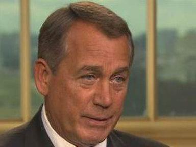 MTP Exclusive: Speaker John Boehner