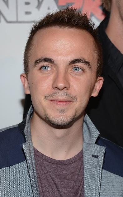 Frankie Muniz attends 'NBA 2K13' Premiere Launch Party at 40 / 40 Club, New York City, on September 26, 2012 -- Getty Images