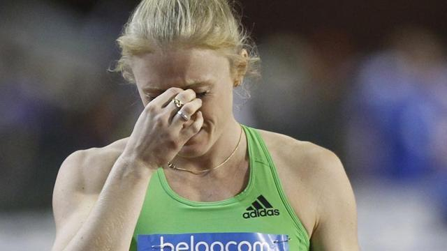 Athletics - Injured Pearson expected to compete in Moscow