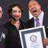 Dwayne 'The Rock' Johnson Breaks Guinness World Record at 'San Andreas' Premiere (Video)