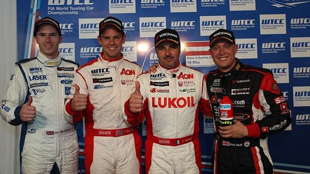 WTCC - Salzburgring qualifying quotes