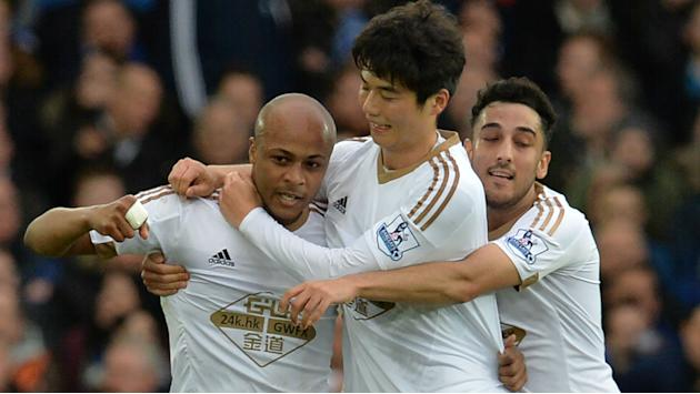 Andre Ayew on whether Swansea was the right choice