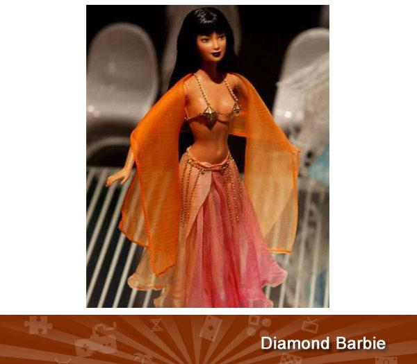 Diamond Barbie