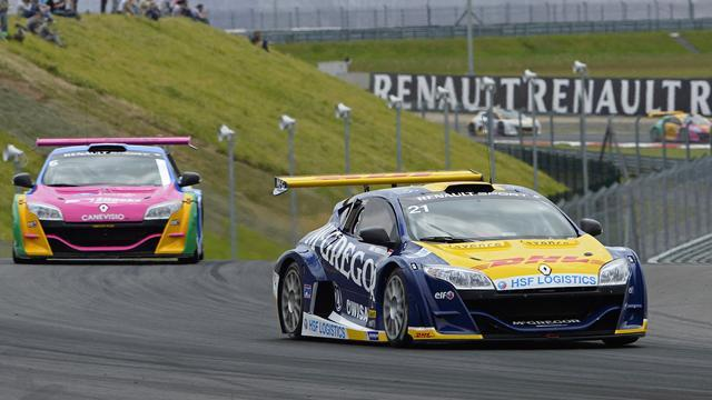 Megane Trophy - Verschuur bounces back at Moscow Raceway