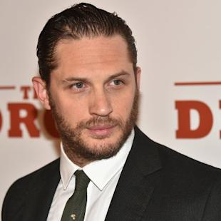 Tom Hardy attends 'The Drop' New York Premiere at Sunshine Cinema on September 8, 2014 in New York City -- Getty Images