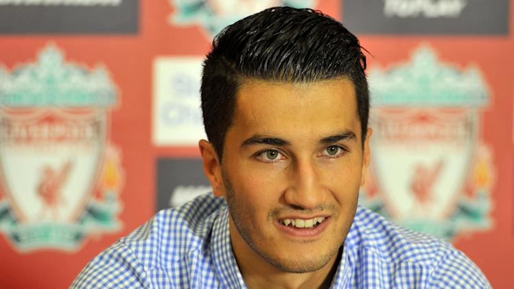 Nuri Sahin is aiming for the Champions League with Liverpool