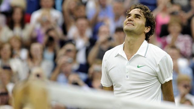 Video: Federer wants more