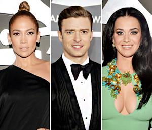 Grammys 2013 Timeline: How the Stars Prepped, Partied and More!