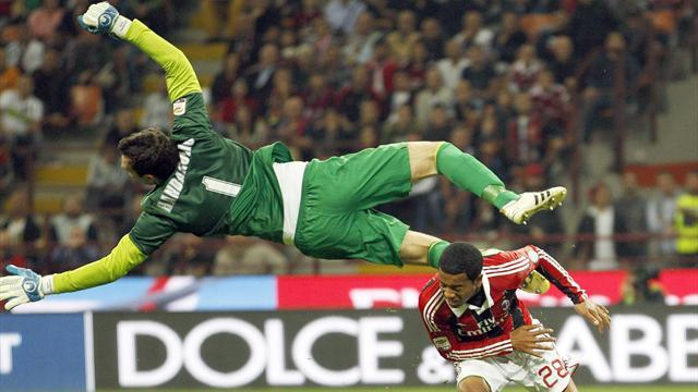 Serie A - Handanovic: 'Inter back to basics'