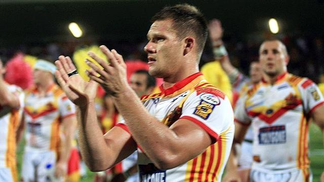 Rugby League - Dragons fined over misconduct