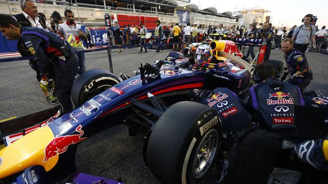 Formula 1 - Mercedes want more Red Bull sanctions
