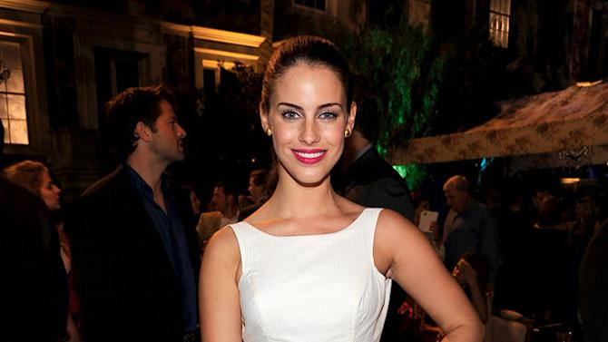 """Jessica Lowndes of """"90210"""" attends The CW Fall Premiere party presented by Bing at Warner Bros. Studios on September 10, 2011 in Burbank, California."""