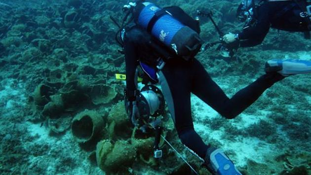 Ancient shipwreck graveyard from Roman and Medieval eras discovered near Greece