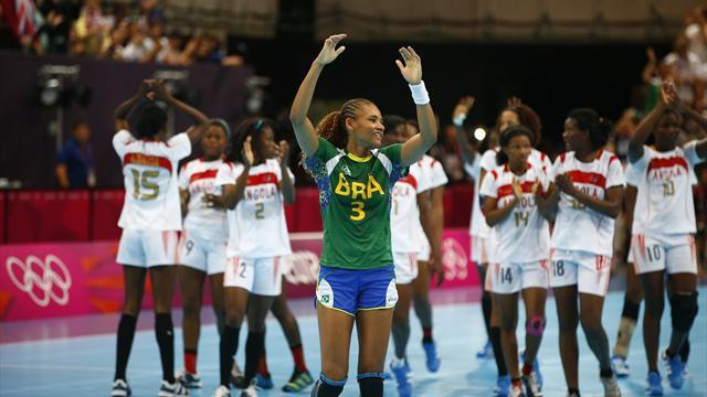 Brazil to face Norway in Olympic handball quarters