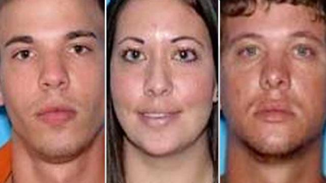 All Three 'Dougherty Gang' Siblings Sentenced to Prison Time