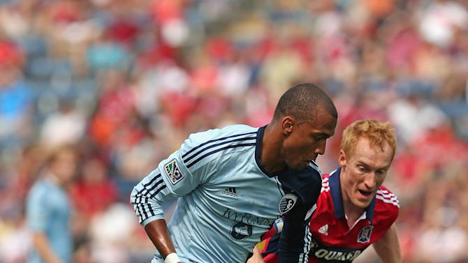 Sporting Kansas City v Chicago Fire