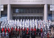 The 501st in 'training'