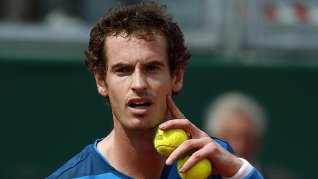 Tennis - Murray loses to qualifier in Madrid, Nadal progresses